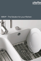 MIXA Sinks for the Kitchen
